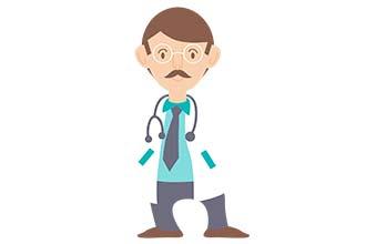 面部白癜风症状表现是什么